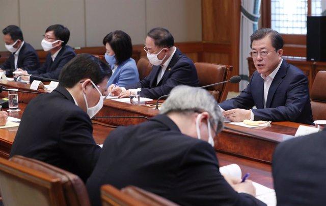 Coronavirus.- Corea del Sur experimenta un aumento de los casos por coronavirus