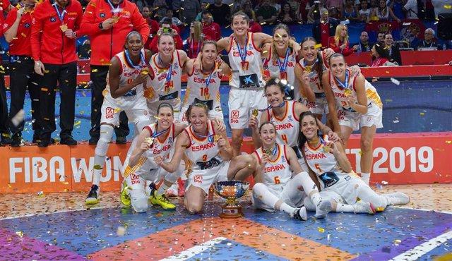España, campeona del Eurobasket 2019