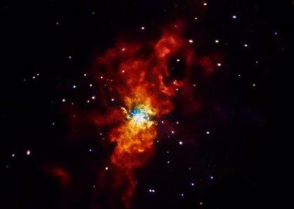 Las novas observables en el cosmos son solo la punta del iceberg