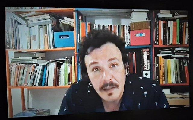 Imagen del alcalde de Cádiz en un video para los gaditanos por la crisis del coronavirus