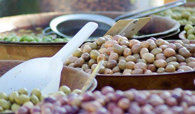 Investigadores del CSIC descubre en la fermentación de la aceituna de mesa una b