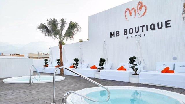 Hotel MB boutique hotel nerja
