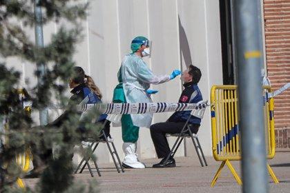 España, con 3.434 fallecidos, supera a China y se sitúa tan sólo por debajo de Italia