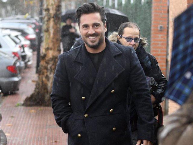 David Bustamante, en una foto de archivo de Europa Press