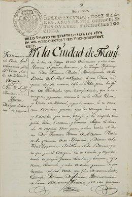 El Real Jardín Botánico prepara una exposición sobre el legado de Francisco de Belnis, que propagó por el mundo la vacuna de la viruela entre 1802 y 1806 en una expedición real autorizada por Carlos IV