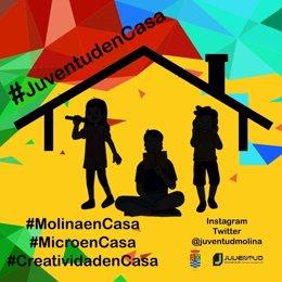 Nota De Prensa Sobre Nuevas Propuestas De La Concejalía De Juventud Para Periodo Estado De Alarma Por Covid 19 En Molina De Segura