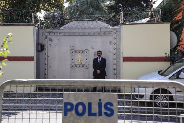 Turquía.- La Fiscalía turca imputa a 20 personas por el asesinato de Yamal Jasho