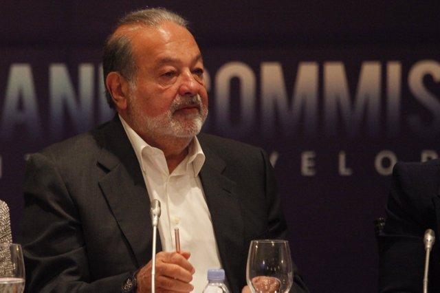 Carlos Slim donará 37,5 millones a México para la lucha contra el coronavirus