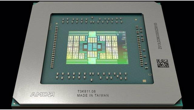 AMD presenta sus nuevas tarjetas gráficas Radeon Pro 5300M y 5500M, que debutan en el nuevo MacBook Pro