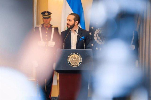Coronavirus.- El Gobierno de El Salvador pide a la Asamblea Legislativa prorroga