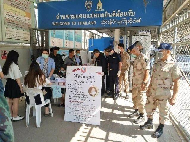 Coronavirus.- Tailandia prohíbe la entrada de extranjeros por la pandemia del co