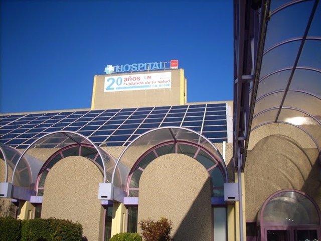 Imagen de recurso del Hospital de Getafe.