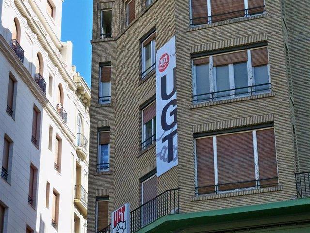 Sede de UGT-Aragón