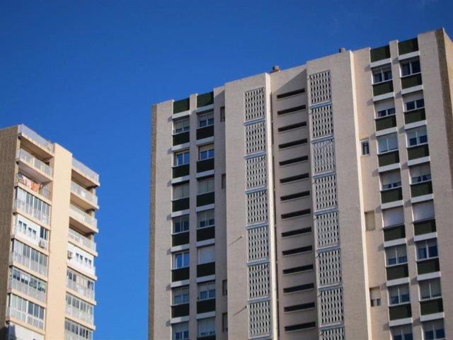 El alquiler de viviendas