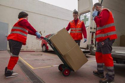 Lidl repartirá 100.000 kilos de alimentos a través de Cruz Roja a personas mayores ante el estado de alarma