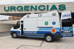 Málaga.- Antequera cuenta ya con una segunda ambulancia de asistencia urgente tras ocho años