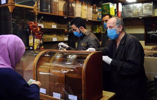 Coronavirus.- La UE se suma a la petición de la ONU para un alto el fuego global