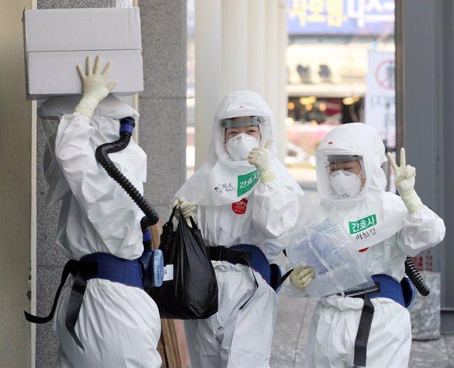 AMP.- Coronavirus.- La pandemia de coronavirus supera los 430.000 contagiados y