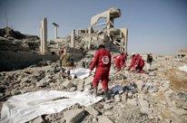 Bombardeo de la coalición en Yemen