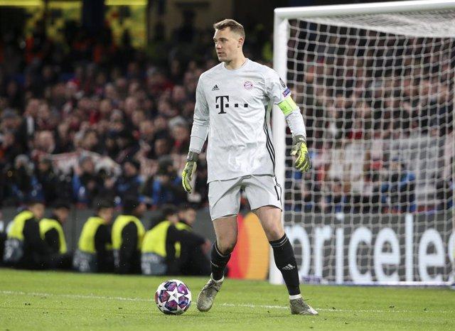 """Fútbol.- Neuer: """"Los futbolistas somos privilegiados y debemos aceptar un recort"""