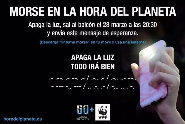 La Hora del Planeta de WWF