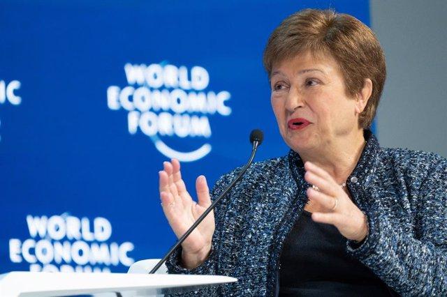 """Coronavirus.- El FMI y el Banco Mundial piden aplazar """"con efectos inmediatos"""" l"""