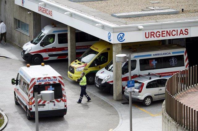 AMP.- Coronavirus.- Cantabria tiene 266 casos activos, 66 más que ayer, y 116 personas hospitalizadas, ocho en la UCI