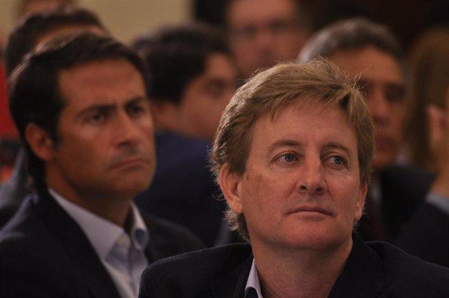 Antonio García Plata, presidente de la Asociación de Jugadores de Fútbol Sala