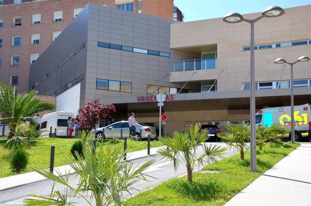 Urgencias del Hospital de Jaén
