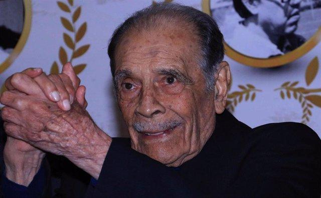Ignacio Trelles, leyenda del fútbol mexicano como jugador y técnico.