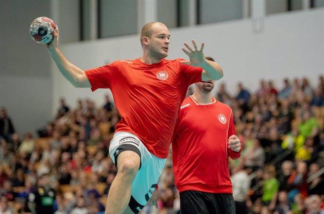 World Men\'s Handball Championship preparation - Germany training