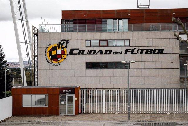 Sede de la Real Federación Española de Fútbol (RFEF)