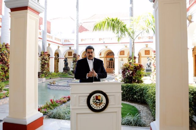 """Coronavirus.- Maduro invita a la oposición a dialogar """"por encima del sectarismo"""