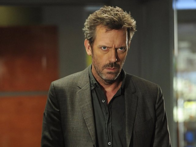 Hugh Laurie es el doctor House