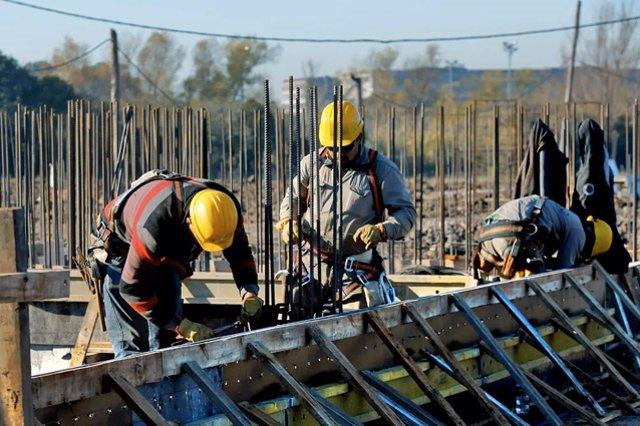 Obras de construcción