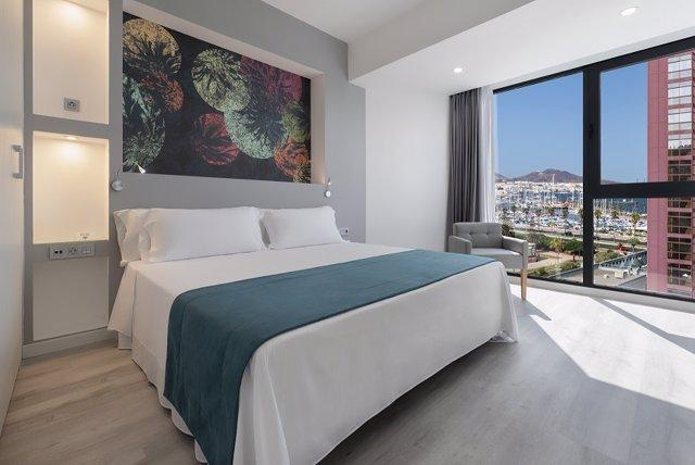 Habitación del Hotel Occidental Las Palmas