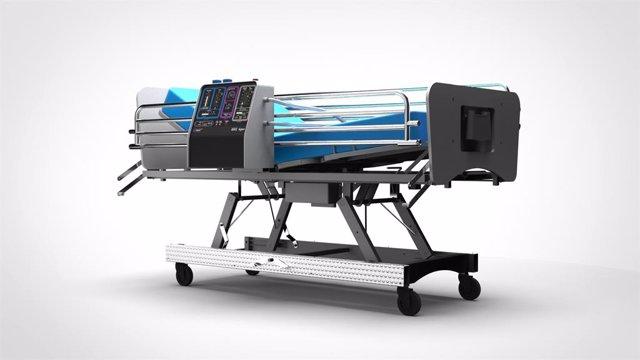 Dyson desarrolla un respirador para ayudar a paliar su escasez en los hospitales