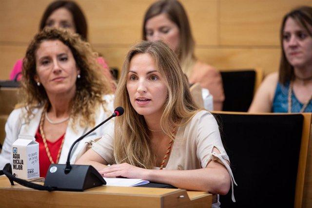 La concejal de Derechos Sociales y Feminismos de Badalona, Aida Llauradó