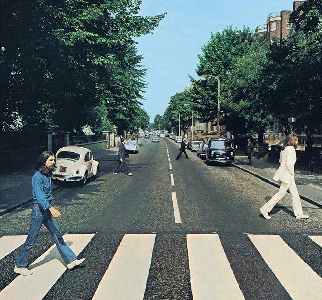 Abbey Road según 6 Feet Covers