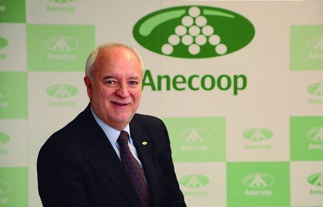 Joan Mir, director general de Anecoop