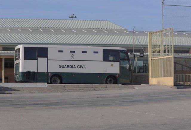 Cárcel de Soto del Real. Madrid (España), a 19 de febrero de 2020.
