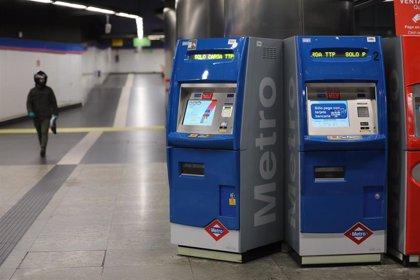 Metro registra un 83% menos de viajeros en hora punta de la mañana