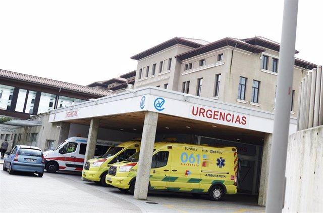 Hospital Universitario Marqués de Valdecilla