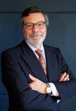 El presidente del Club de Exportadores e Inversores, Antonio Bonet.