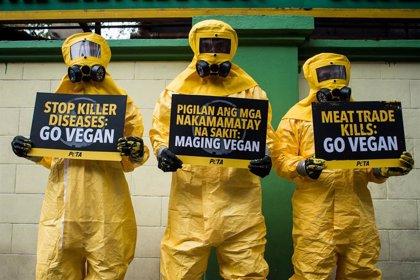 PETA pide a la OMS que apele al cierre permanente de mercads de animales vivos en todo el mundo para evitar pandemias