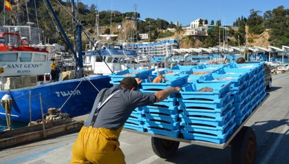 La Confraria de Pescadors de Blanes (Girona) pararà la seva activitat a partir del dilluns