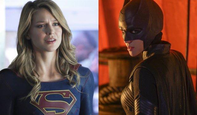 Supergirl y Batwoman