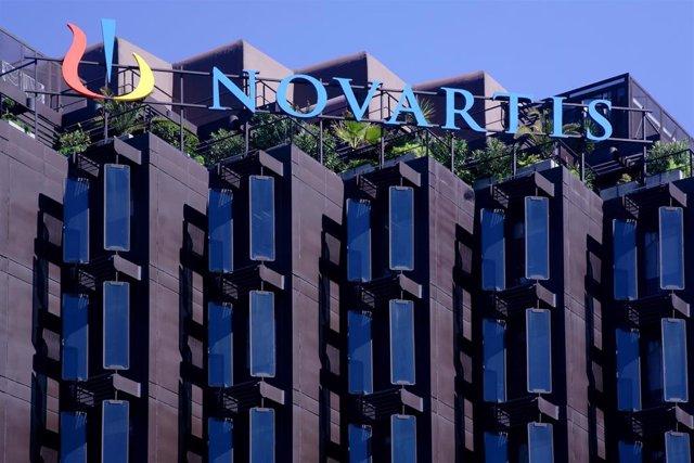 Novartis, compañía farmacéutica