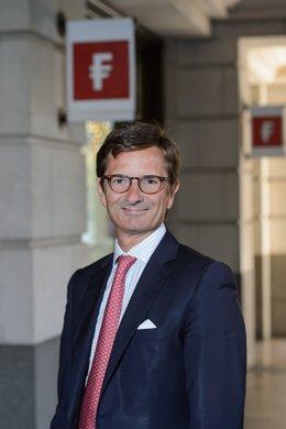 El responsable de inversiones global en renta variable de Fidelity, Romain Boscher