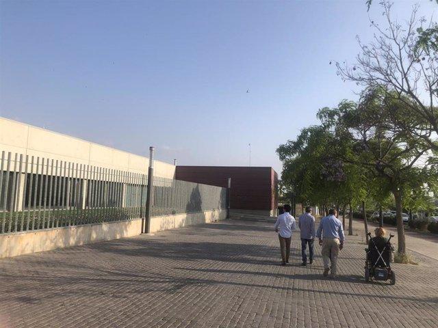 Residencia de Paterna cedida como hospital